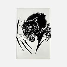 BLACK PANTHER Rectangle Magnet