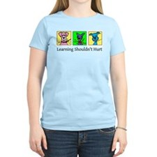 Learning Shouldn't Hurt Women's Tee T-Shirt