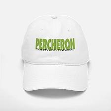 Percheron IT'S AN ADVENTURE Baseball Baseball Cap