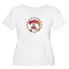 CG Colored Logo Plus Size T-Shirt