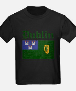 Dublin flag designs T