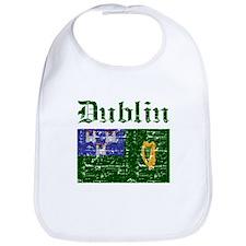 Dublin flag designs Bib