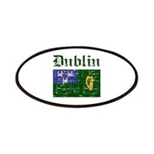 Dublin flag designs Patches