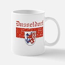 Dusseldorf flag designs Mug