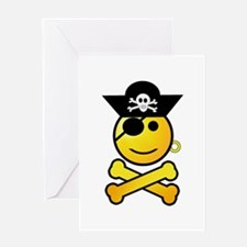 Pirate Day Greeting Card