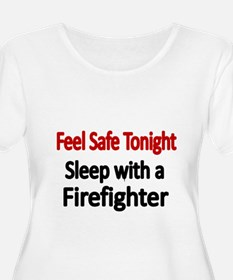 Feel safe tonight. Sleep with a Firefighter Plus S