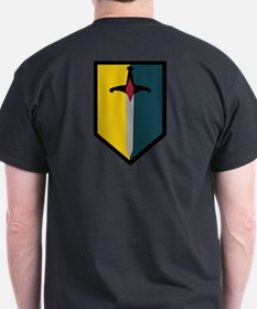 Army - DUI - 1st MEB - No Text T-Shirt