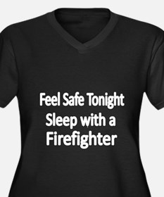 Feel safe tonight.Sleep with a Firefighter Plus Si