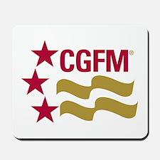 CGFM Logo Mousepad