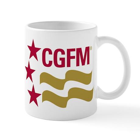 CGFM Logo Mug