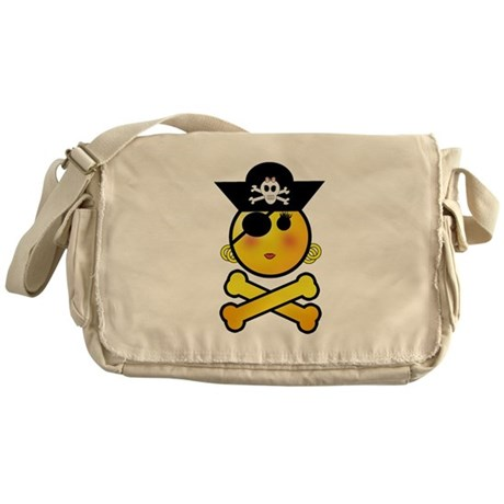 Pirate Day Messenger Bag