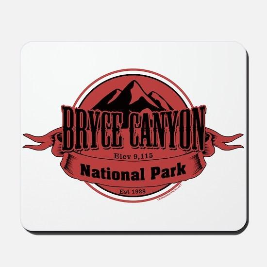bryce canyon 4 Mousepad