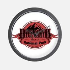 bryce canyon 4 Wall Clock