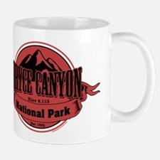 bryce canyon 4 Small Mug