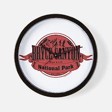 bryce canyon 1 Wall Clock