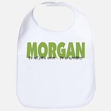 Morgan IT'S AN ADVENTURE Bib