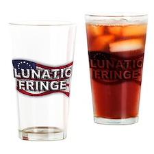 Lunatic Fringe Flag (sc) Drinking Glass