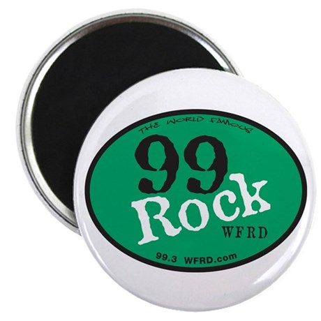 99 Rock Magnet