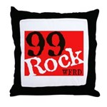 99 Rock Throw Pillow