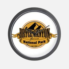 bryce canyon 5 Wall Clock