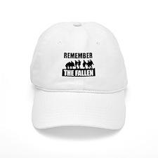 Remember Our Troops Baseball Baseball Cap