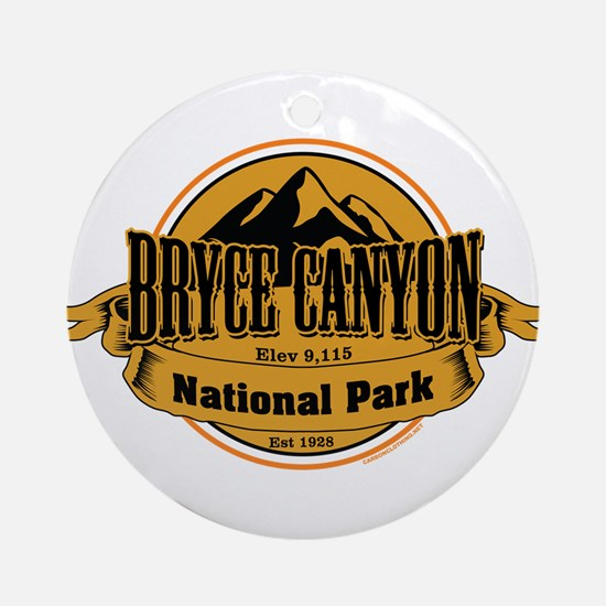 bryce canyon 4 Ornament (Round)