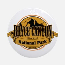bryce canyon 3 Ornament (Round)