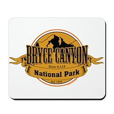 bryce canyon 3 Mousepad