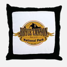 bryce canyon 3 Throw Pillow