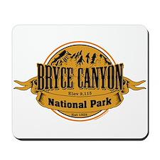 bryce canyon 2 Mousepad