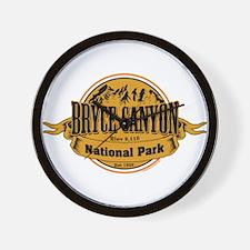 bryce canyon 2 Wall Clock
