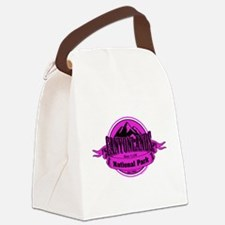 canyonlands 4 Canvas Lunch Bag