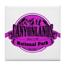 canyonlands 1 Tile Coaster