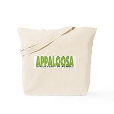 Appaloosa IT'S AN ADVENTURE Tote Bag