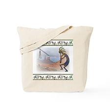 Kokopelli #10 Tote Bag