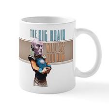 The Big Brain Will See You Now Mug