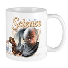New, Improved SCIENCE Mug