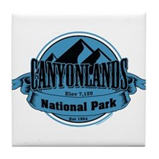 canyonlands 5 Tile Coaster