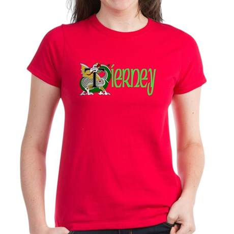 Tierney Celtic Dragon Women's Dark T-Shirt