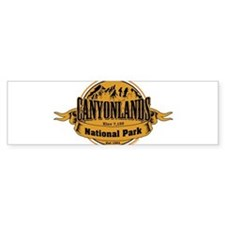 canyonlands 2 Bumper Bumper Sticker