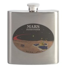 Mars Pathfinder Flask