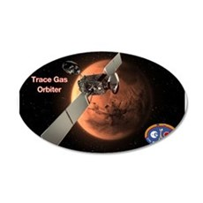 EXOMars Wall Decal