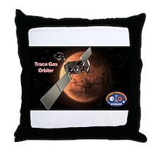 EXOMars Throw Pillow
