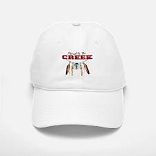 Proud to be Creek Baseball Baseball Cap