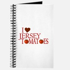 I Love Jersey Tomatoes Journal