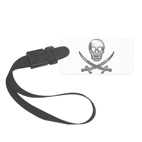 Pirate Day Luggage Tag
