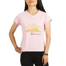 Unforseen Events Peformance Dry T-Shirt