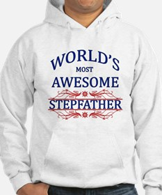 World's Most Awesome Stepfather Hoodie