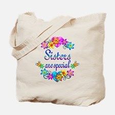 Sisters are Special Tote Bag