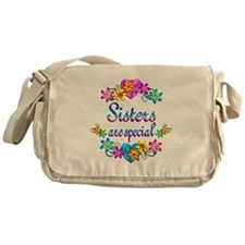 Sisters are Special Messenger Bag